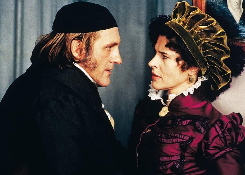 Le Colonel Chabert (Yves Angelo, 1993) : avec Fanny Ardant