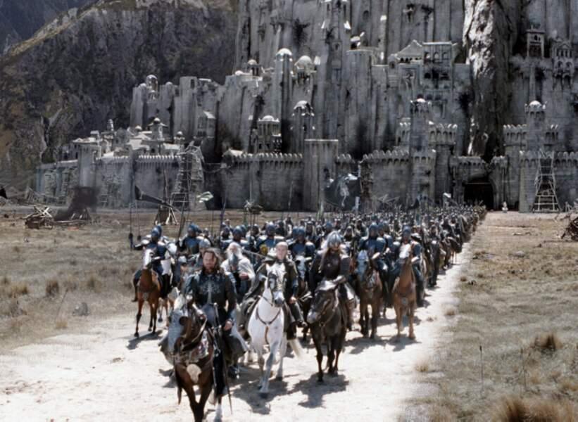 Le Seigneur des Anneaux, le retour du roi : 1,119 milliard de dollars de recette (813 millions d'euros)