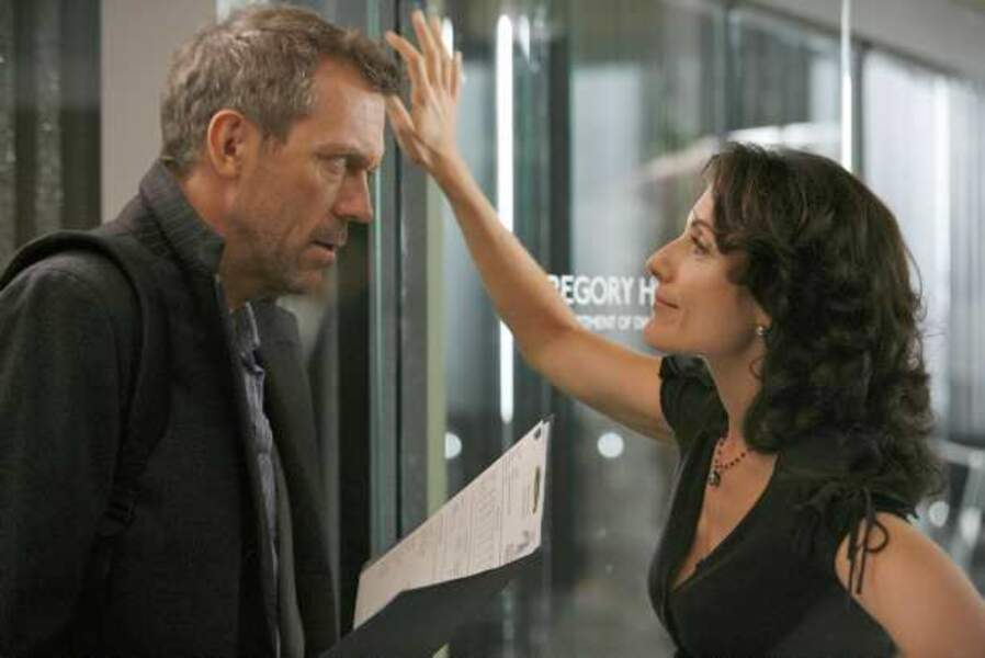 Au fil des saisons, la tension s'accentue entre Cuddy et House (saison 5)