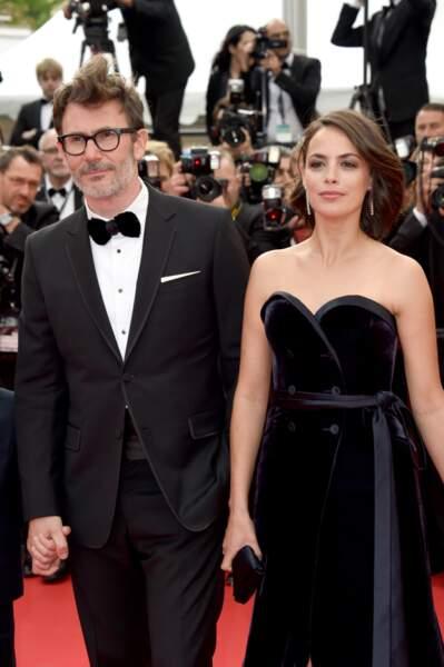 Bérénice Béjo et son mari, le réalisateur Michel Hazanavicius