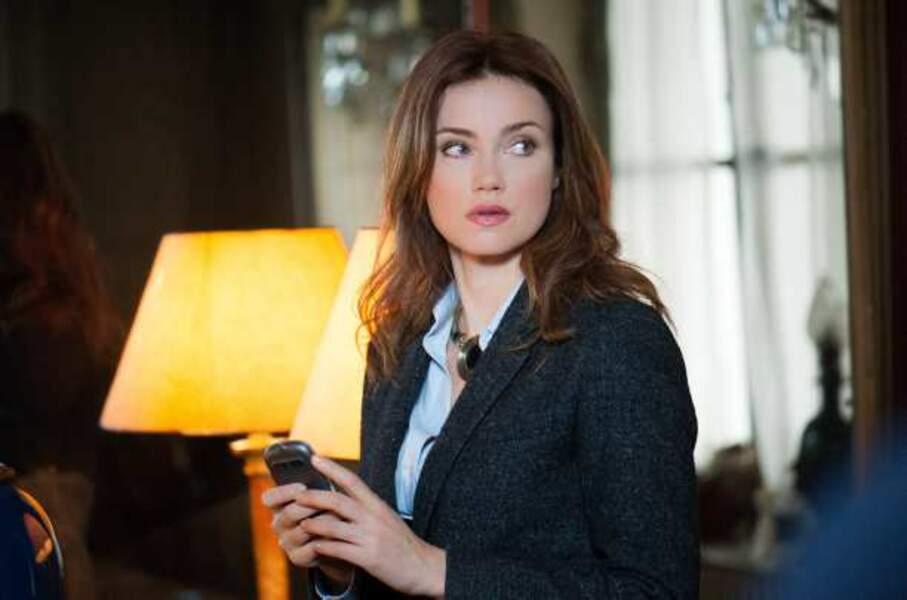 Marine Delterme percevrait environ 6 000 euros par jour de tournage pour Alice Nevers (TF1)
