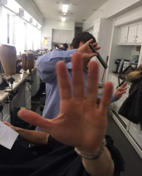 Ce matin, Jesse Lee Soffer, l'interprète de Jay Halstead dans Chicago PD, veut qu'on le laisse tranquille !