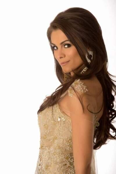 Miss Brésil (Gabriela Markus)