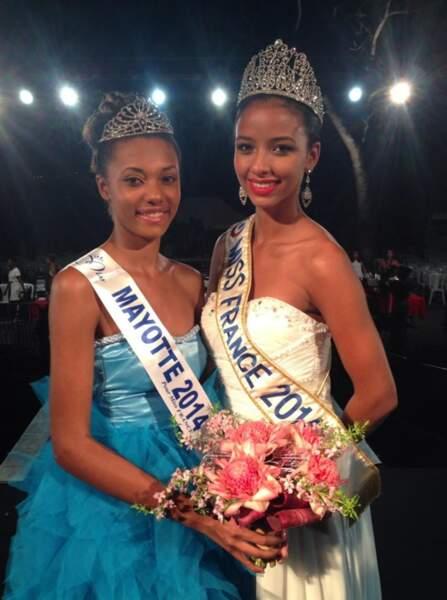 Miss Mayotte 2014 est Ludy Langlade