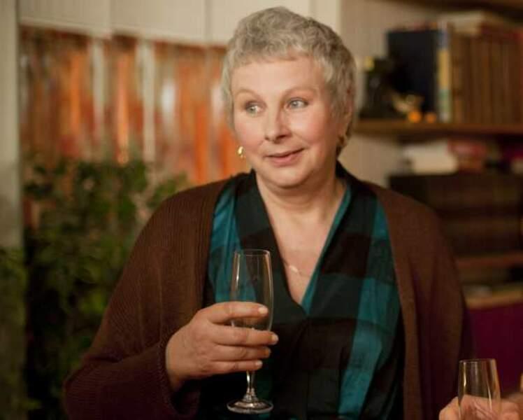Yolande Moreau, dans Camille redouble (Meilleure actrice dans un second rôle)