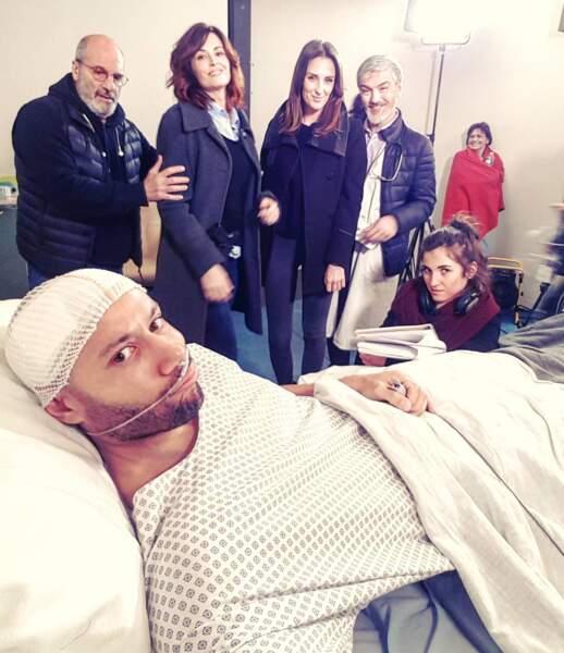 Mais qu'a-t-il bien pu arriver à Xavier Delarue, Antoine dans Les Mystères de l'Amour saison 20 ?