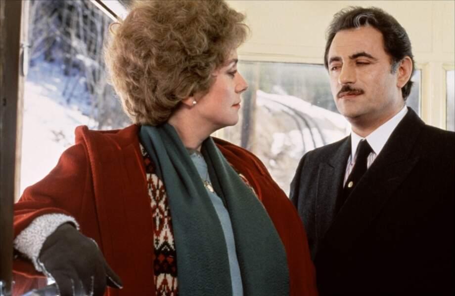 Agent trouble de Jean-Pierre Mocky (1987)
