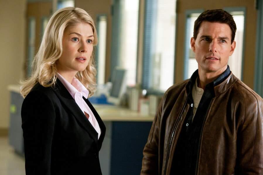 Elle interprète une avocate dans le film d'action Jack Reacher (2012) où elle sert de faire-valoir à Tom Cruise.