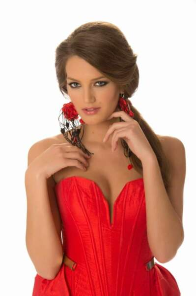 Miss Serbie  (Branislava Mandia)