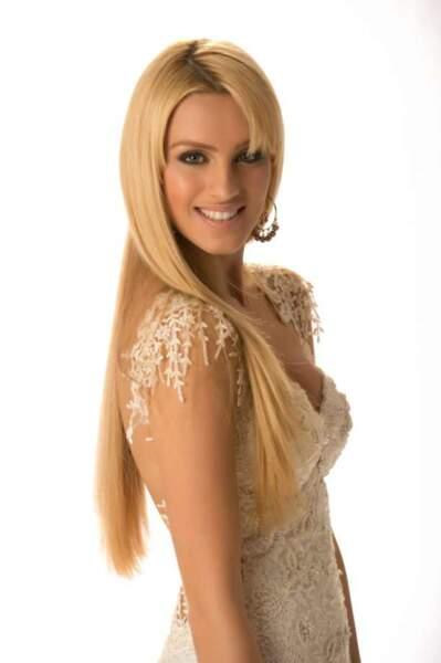 Miss Israel (Lina Makhuli)