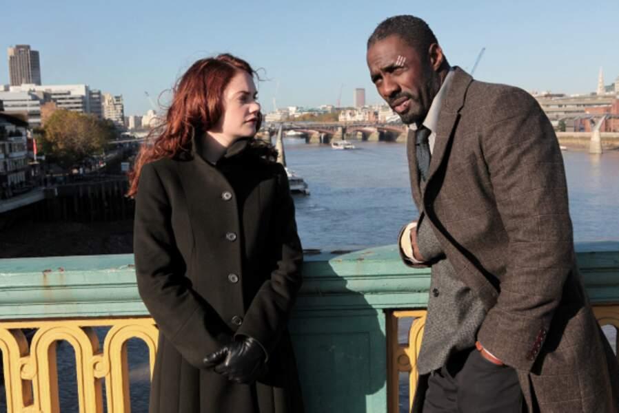 Luther (série) (2010) : avec Ruth Wilson