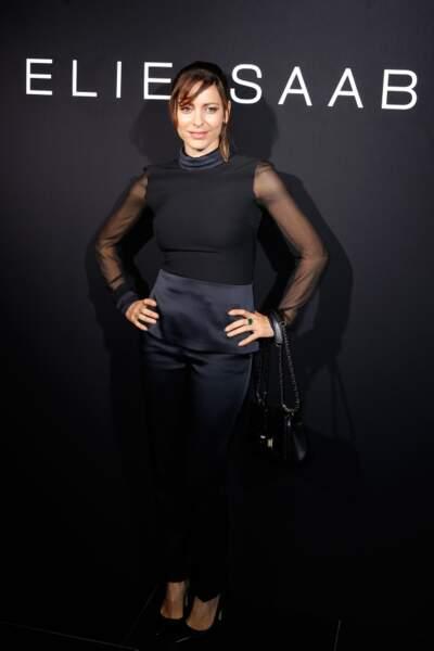 Audrey Dana, la réalisatrice de Sous les jupes des filles