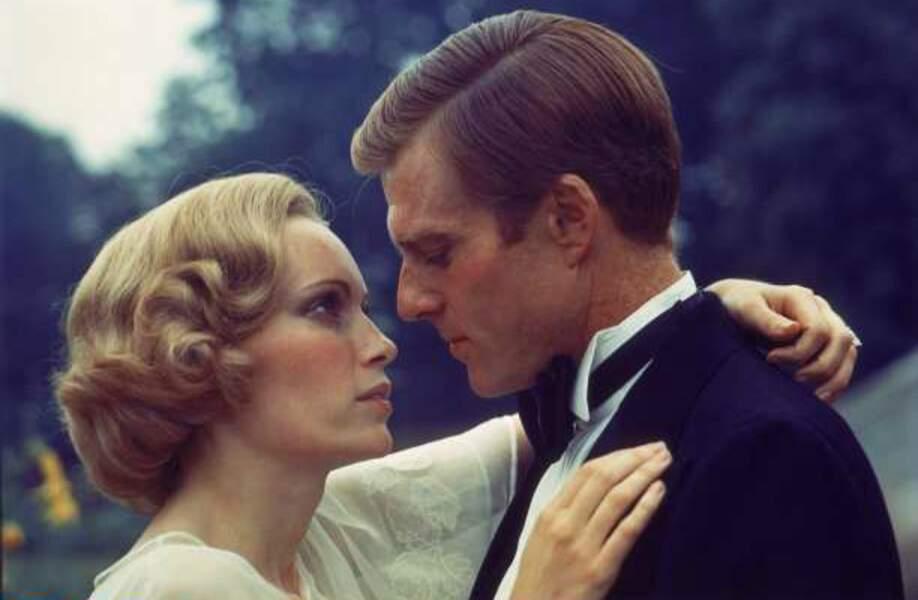 Gatsby, le magnifique, de Jack Clayton (1974). Avec Mia Farrow