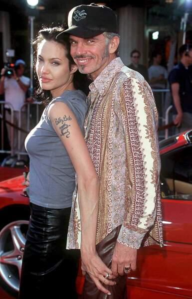 Bob et Angelina ont été mariés entre 2000 et 2003.