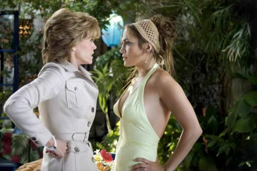 Jennifer Lopez et Jane Fonda dans Sa mère ou moi ! (2005)