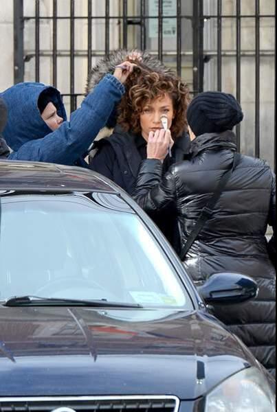 Retouche make-up pour J-Lo