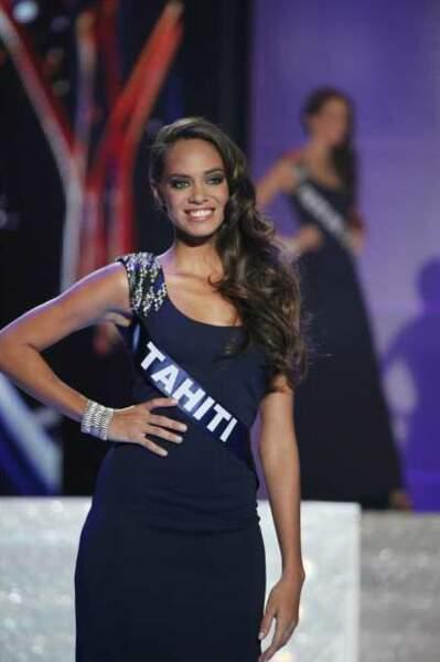 Miss Tahiti, hommage à Mireille Darc