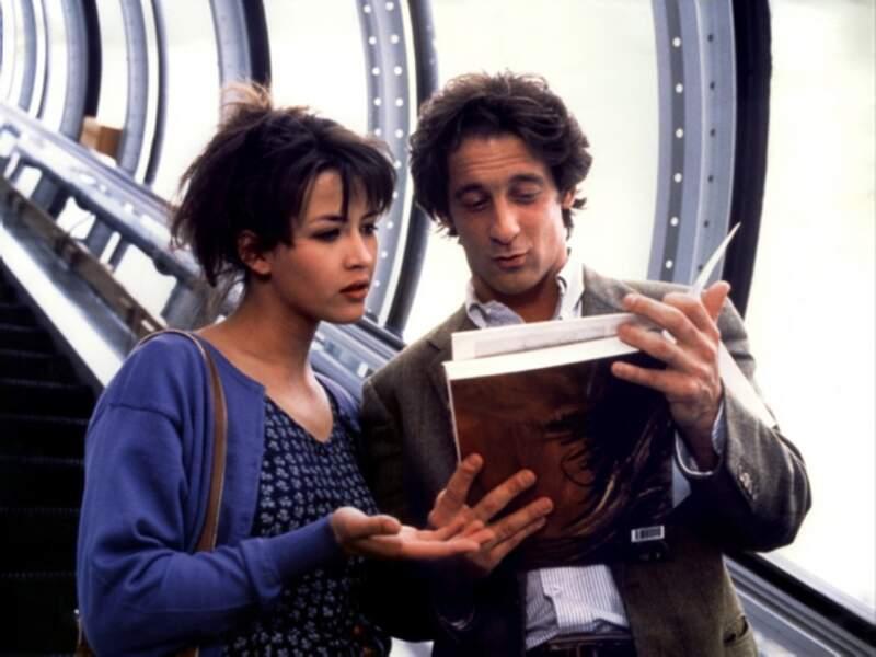 Elle est envoutant aux côtés de Vincent Lindon dans L'Étudiante de Claude Pinoteau (1988)