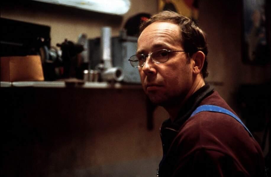 Olivier Gourmet dans Le Fils (2002)