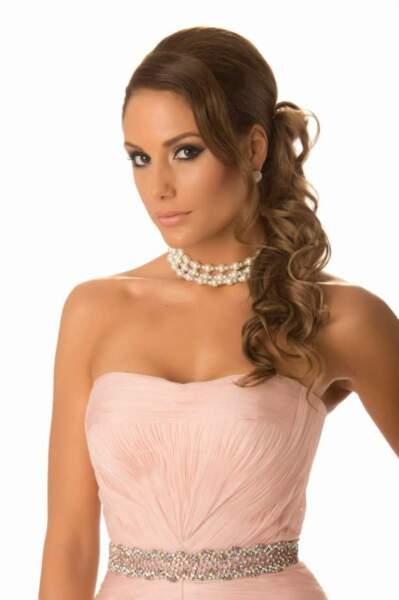Miss Suède (Hanni Beronius)