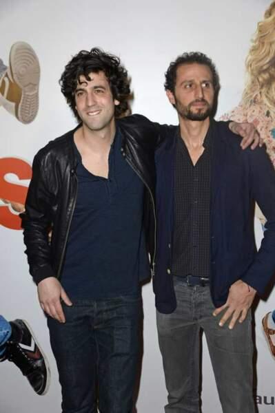 Max Boublil et Arié Elmaleh