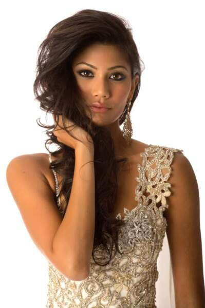 Miss Sri Lanka (Sabrina Herft)