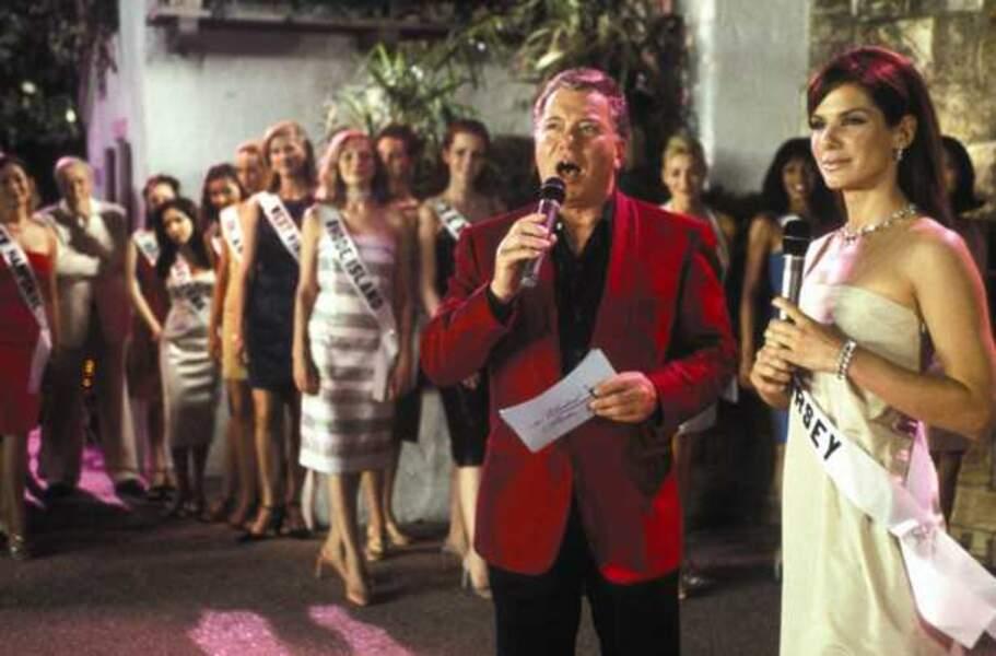 Miss Détective (Donald Petrie, 2001) : avec William Shatner