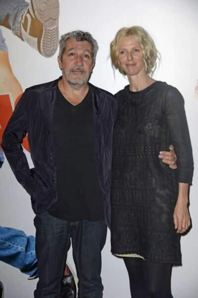 Alain Chabat et Sandrine Kiberlain