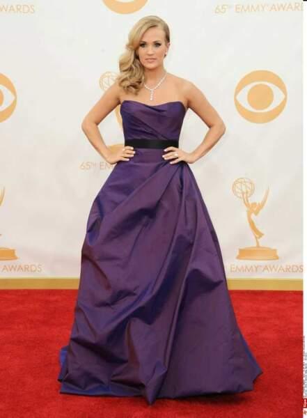 La chanteuse Carrie Underwood jouera bientôt dans la production télé de The Sound of Music
