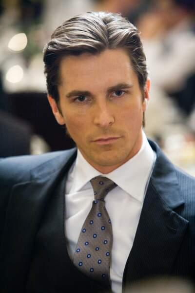 8) Christian Bale : 25,9 millions d'euros