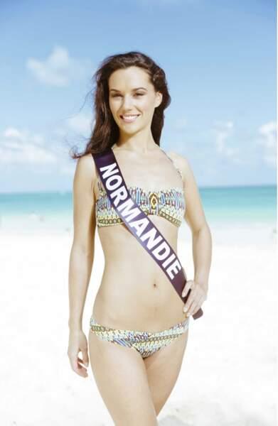 Miss Normandie : Estrella Ramirez