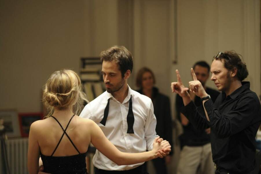 Time to dance ! dans Time Doesn't Stand Still (court métrage, 2011) avec Benjamin Millepied