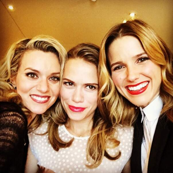 Un trio d'enfer !