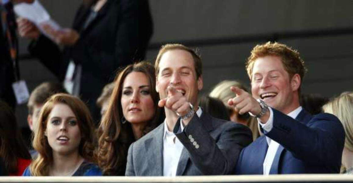Sortie en famille pour le concert du Jubilé de la reine à Buckingham Palace