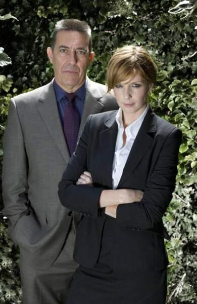 En 2009, on la retrouve dans la série télé Insoupçonnable