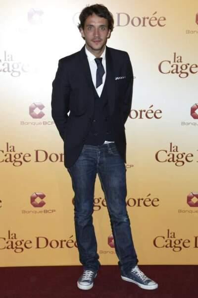 Ruben Alves, le réalisateur de La Cage dorée