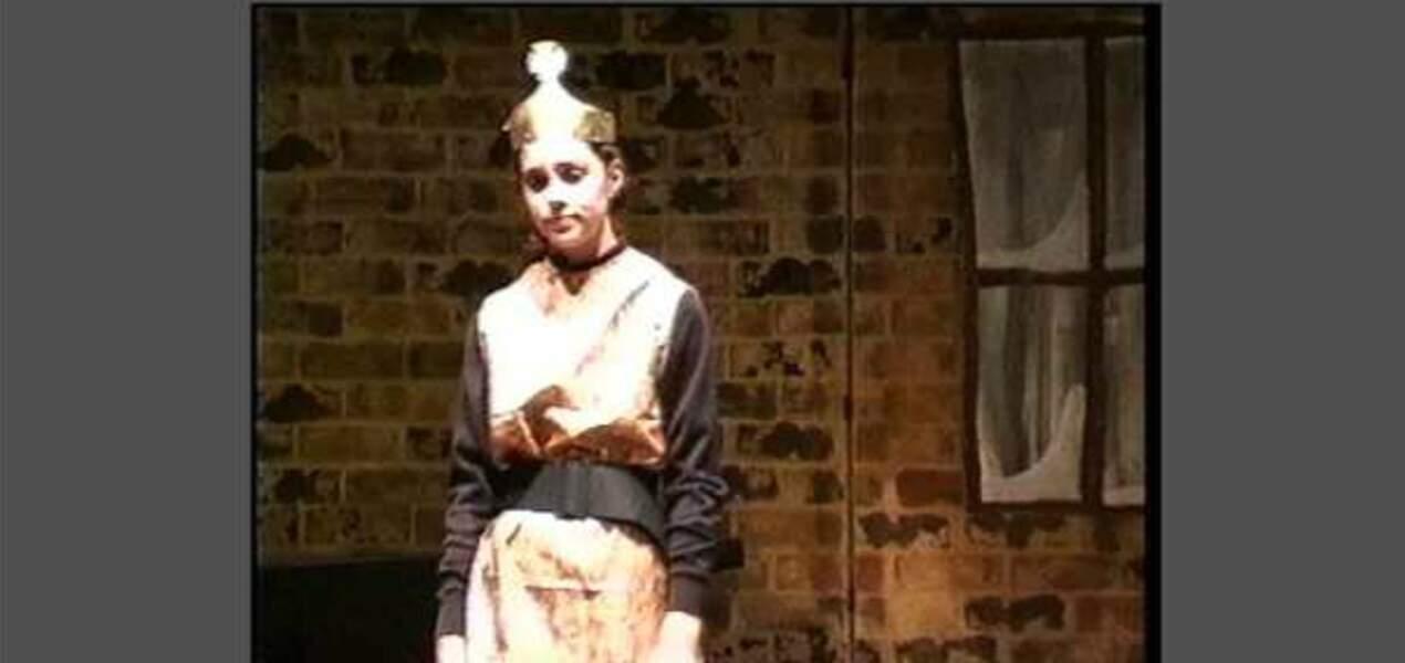 La duchesse de Cambridge sur les planches ! Ironie du sort, elle a joué dans une production de Cendrillon