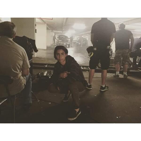 Ambiance un peu glauque sur le tournage de Fear The Walking Dead