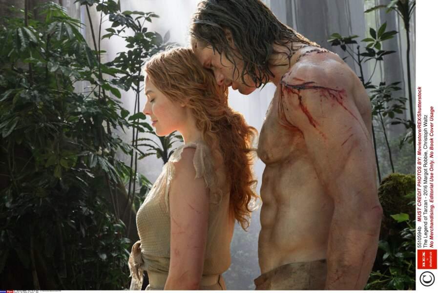 Attention Margot, tu as quelqu'un qui te renifle les cheveux... !