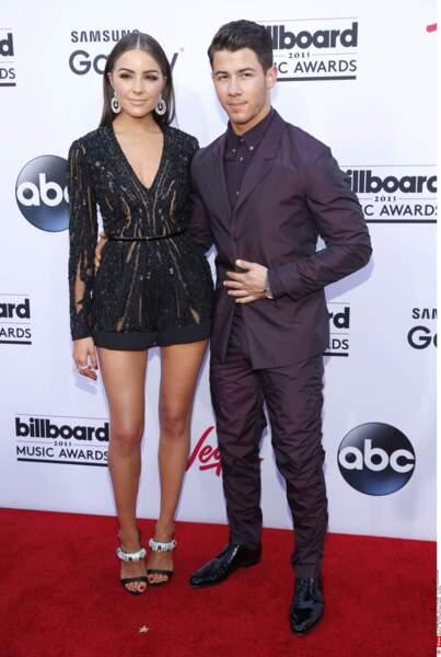 Olivia Culpo et Nick Jonas