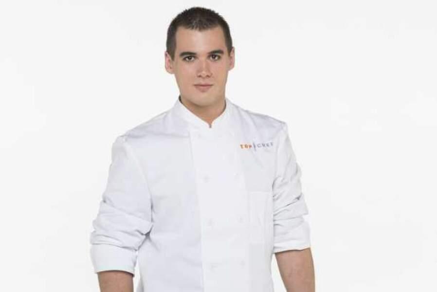 Vincent Gomis - 21 ans