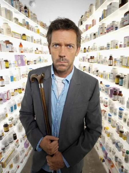 Dr House, un médecin qui vous veut du bien