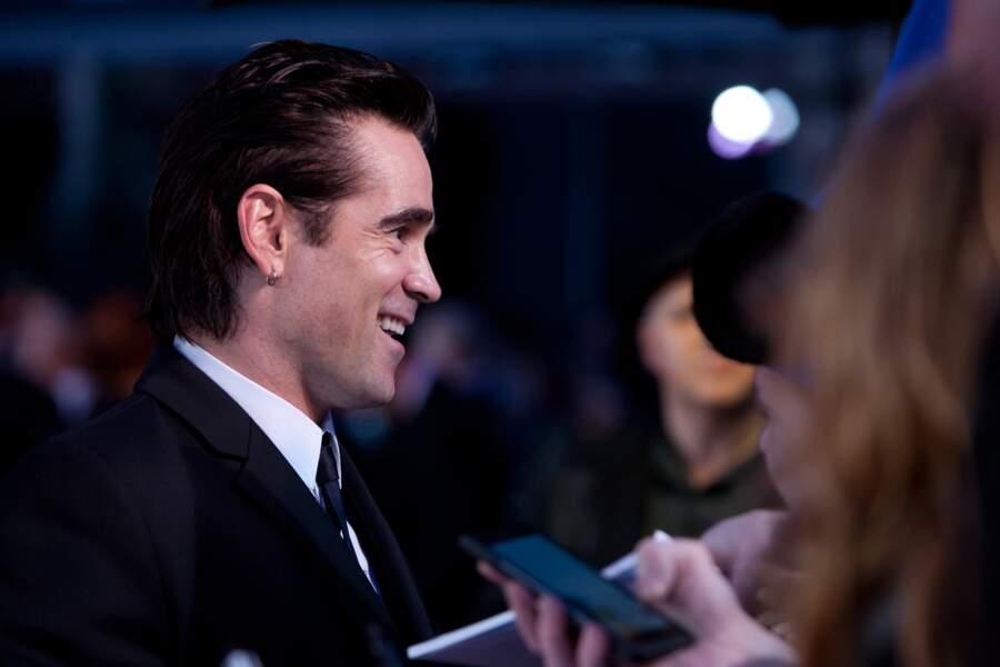 Colin Farrell et ses fans
