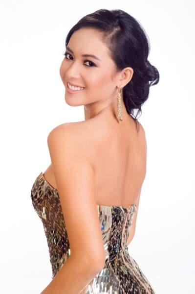Elvira Devinamira, Miss Indonésie 2014