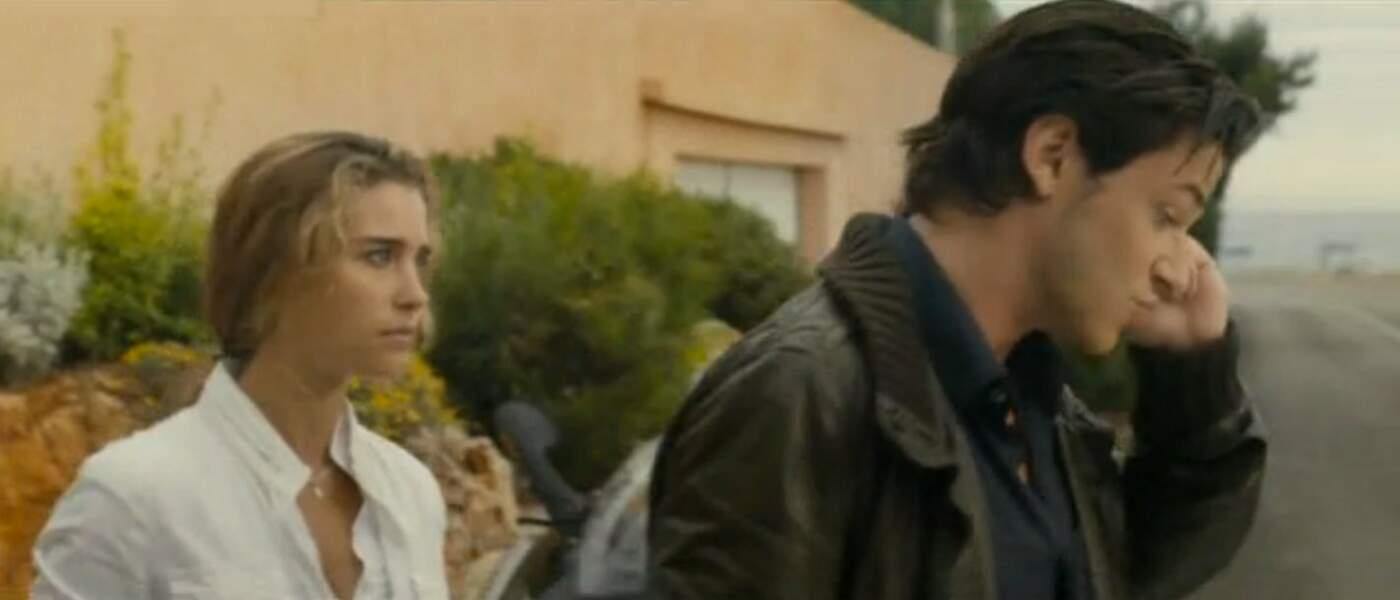 LE PREMIER CERCLE (2009) : un thriller où elle joue la compagne de Gaspard Ulliel