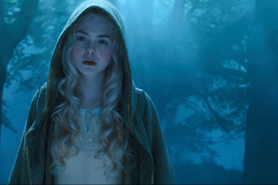 Maléfique (2014) : Elle Fanning dans la peau de la Princesse Aurore