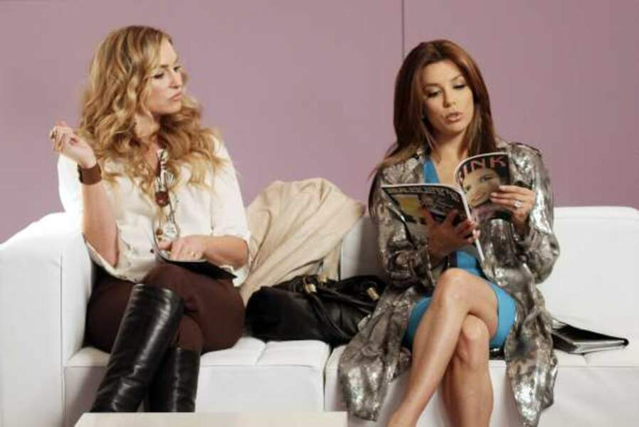 Desperate Housewives - Gabrielle et Angie