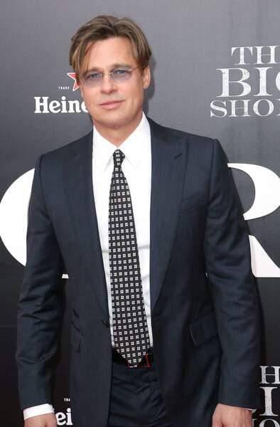 C'est Brad Pitt qui donnera le départ de l'édition 2016