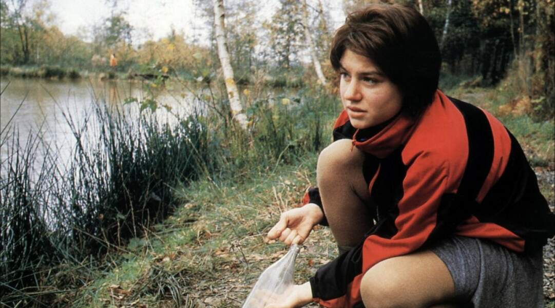 Emilie Dequenne dans Rosetta (1999)