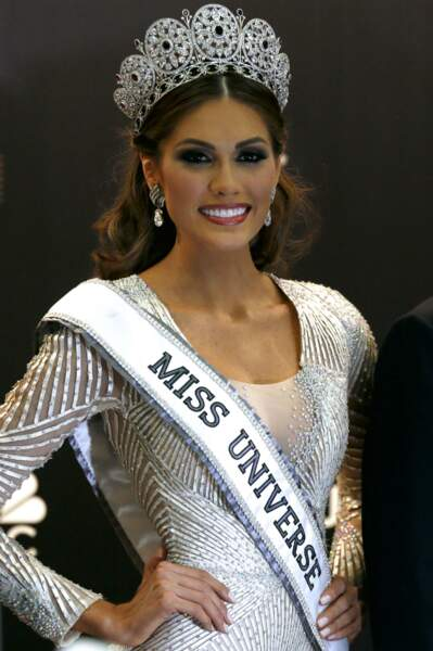 Gabriela Isler (Venezuela), Miss Univers 2013